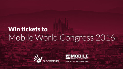 MWC Win tickets to the Mobile World Congress