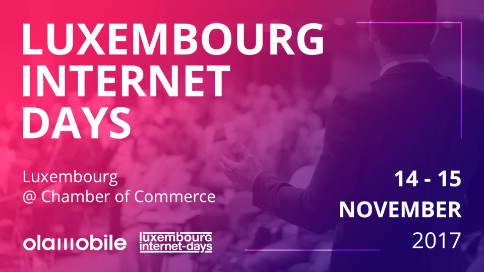 Luxembourg Internet Days 2017